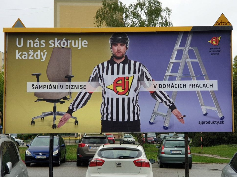zla reklama